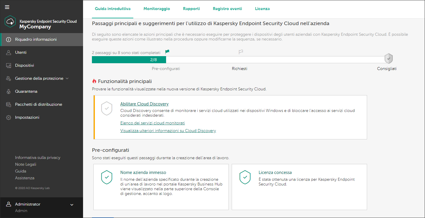 Kasperky Endpoint Security Cloud